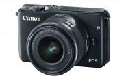 Canon announces EOS M10, PowerShot G5 X and G9 X