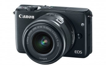 Canon announces EOS M10, PowerShot G5 X and G9 X