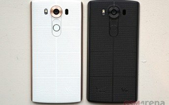 LG V10 will get a wireless charging capable back cover soon