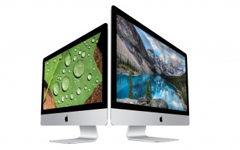 Apple refreshes iMac lineup, introduces new 21.5-inch 4K iMac