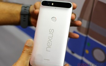Vodafone UK offers a free tablet for every Nexus 6P pre-order