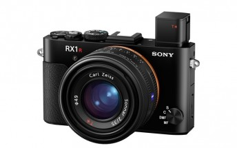 Sony RX1R II full-frame compact camera debuts with a whopping 42MP sensor