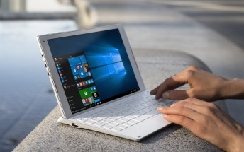 Alcatel Plus 10 is a hybrid Windows laptop with LTE in its keyboard