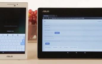 ASUS unveils ZenPad M series slates with ADAM administration tools