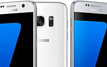 Only 32GB Galaxy S7/S7 edge will be available in US and some European markets
