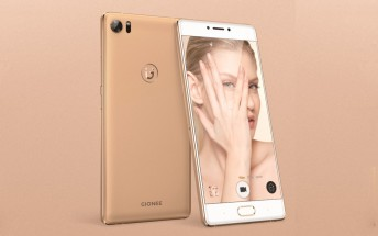 Gionee S8 - a narrow 5.5