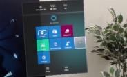 Quick demo video reveals HoloLens Start Menu and navigation