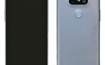 LG G5 gets the full leaked image treatment, front and back exposed