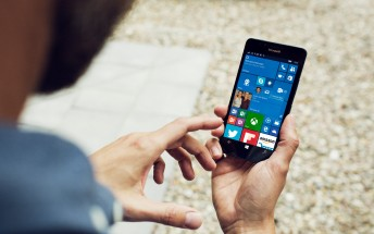 New Windows 10 Mobile build rolling out to Lumia 950/950 XL and 550