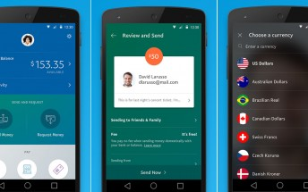 PayPal redesigns its apps for Android and iOS