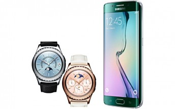 MWC 2016: Samsung's Galaxy S6 edge and Gear S2 bag best smartphone and connected device awards
