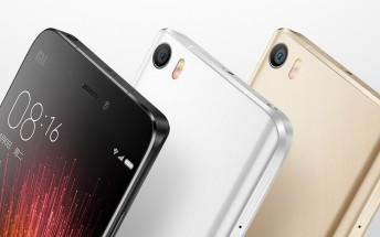 Xiaomi Mi 5 prices start at $300, will be available on March 1