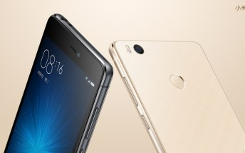 Xiaomi announces Mi 4s in China