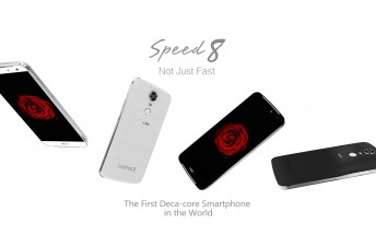 The ZOPO Speed 8 is now official, the first with Helio X20