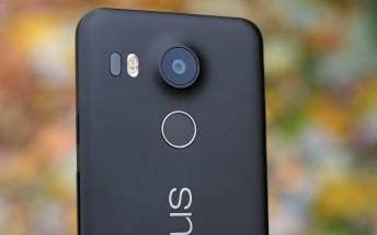 Android 7.1.2 beta adds swipe down gesture to Nexus 5X fingerprint reader