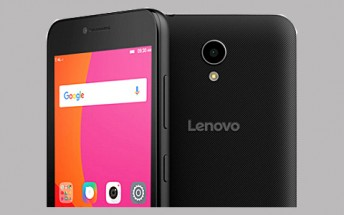 Entry-level Lenovo Vibe B with 4.5-inch display and quad-core CPU launched in India