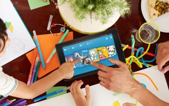 Amazon Fire HD 10 tablet now comes with a metal shell, 64GB storage