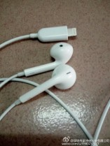 EarPods with a Lightning connector
