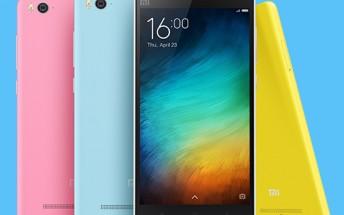 Xiaomi unveils 32GB Mi 4i; priced at $235