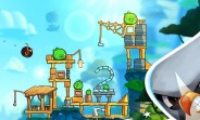 Angry Birds 2 launched on Android and iOS with spells and multi-stage levels