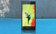 BlackBerry Leap battery life test