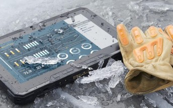Dell's new Rugged Latitude tablet can take anything you throw at it