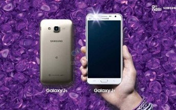 Samsung releases Galaxy J7 and J5 in India