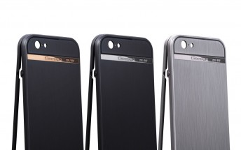 Gresso Regal case offers signature design for a fraction of the price
