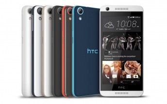 HTC outs a quartet of affordable Desire smartphones in the US