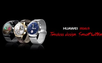 Huawei Watch stops by the FCC, might finally launch