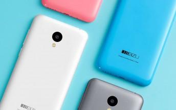 Meizu announces the smaller Meizu m2