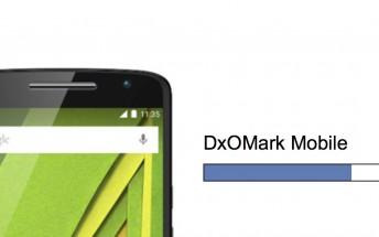 DxOMark ranks Moto X Style as the third best camera phone