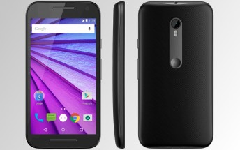 Moto G (3rd gen) gets listed by another retailer, official images outed