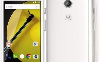 Moto E (2nd gen) receives a price cut in India
