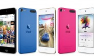Apple adds A8 chip to the iPod touch, new colors for the rest of the range