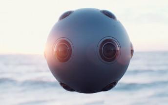 OZO is Nokia's new pro-grade virtual reality camera