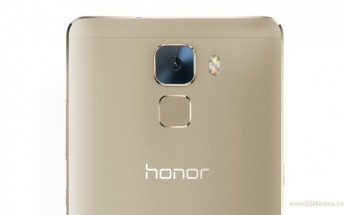 Huawei Honor 7 now available for international orders