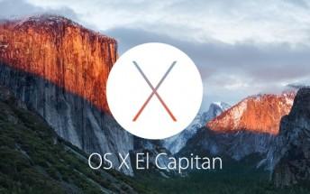Mac OS X El Capitan public beta goes live