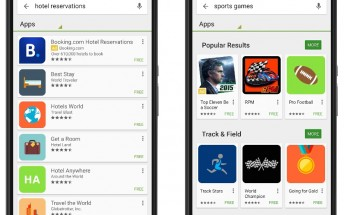 Ads are starting to show up in Google Play Store searches