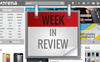 Week 21 in review: Samsung Galaxy C5 and C7, OnePlus 3 specs