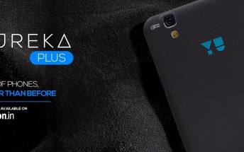 YU announces updated Yureka Plus with Full HD display and improved camera