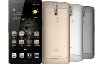 ZTE unveils Axon Lux, Axon Mini and Axon Watch