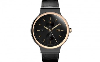 ZTE adds a smartwatch to its Axon lineup