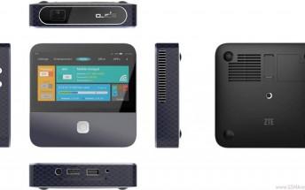 ZTE brings its Spro 2 pico-projector to Verizon