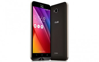 Asus announces Zenfone Max with 5,000 mAh battery