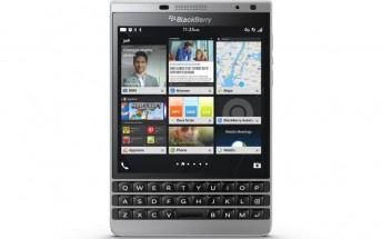 BlackBerry Passport Silver Edition lands on Amazon