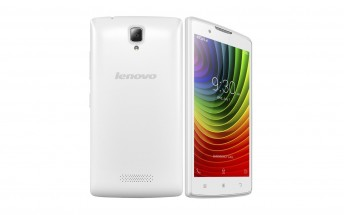 Lenovo A2010 gets official as India's cheapest 4G smartphone
