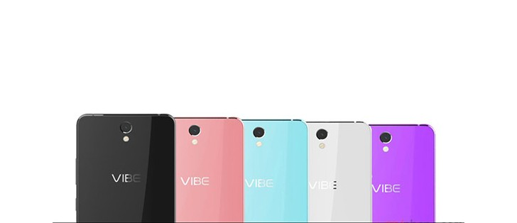The Lenovo Vibe S1 could be the world's first dual front