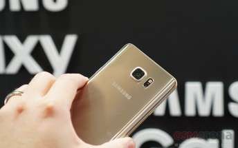LG picks on Samsung for not launching the Galaxy Note5 in Europe