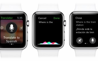 Microsoft Translator arrives on iOS and Android with wearable support